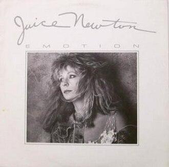 Emotion (Juice Newton album) - Image: Juice Emotion