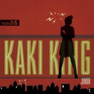 Junior (Kaki King album) - Image: Juniorkakiking