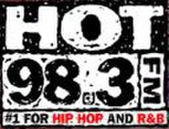 KOHT - Former logo; newer logo is similar, but is more clean-cut, removing the slogan.