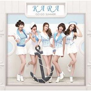 Go Go Summer! - Image: Kara Go Go Summer!