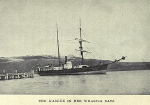 HMCS Karluk - Image: Karkuk whaler