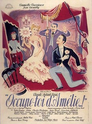 Keep an Eye on Amelia - Film poster
