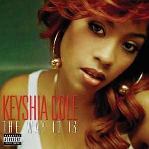 The Way It Is (Keyshia Cole album) - Image: Keyshia Cole The Way It Is