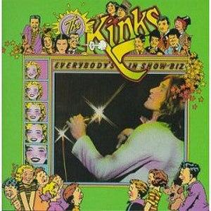 Everybody's in Show-Biz - Image: Kinksshowbiz