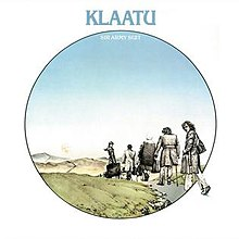 Klaatu - Sir Army Suit coverart.jpg