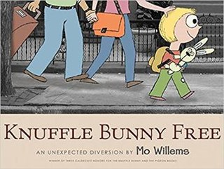 <i>Knuffle Bunny Free</i> book by Mo Willems