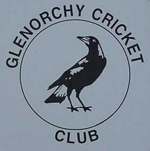 Glenorchy Cricket Club - Image: Logo of Glenorchy Cricket Club