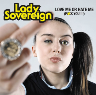 Lady Sovereign — Love Me or Hate Me (studio acapella)