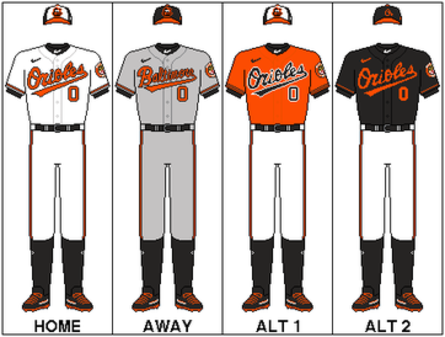 MLB-ALE-BAL-Uniform