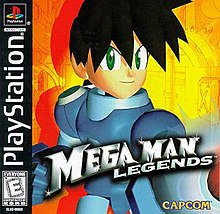 Mega Man Legends (video game) - Wikipedia