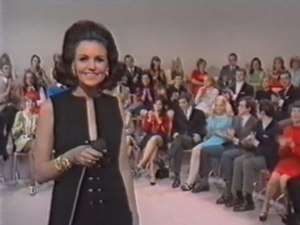 Germany in the Eurovision Song Contest 1969 - Marie-Louise Steibauer, the host.