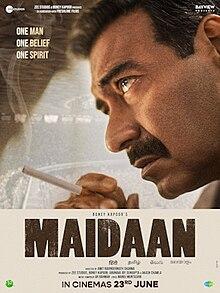 Maidaan - best bollywood movies
