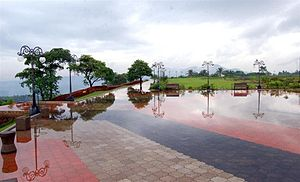 Kottakkunnu - Kottakkunnu is a very beautiful tourist location in Malappuram, Kerala.