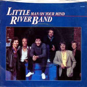Man on Your Mind - Image: Man on Your Mind Little River Band
