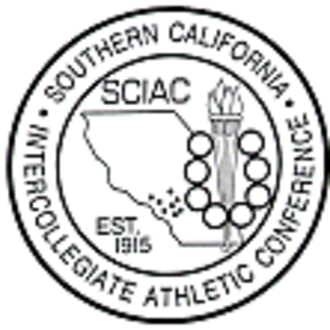 Southern California Intercollegiate Athletic Conference - Old SCIAC logo