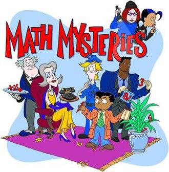 Math Mysteries - Image: Math Mysteries Title Screen