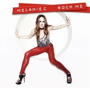 Rock Me (Melanie C song) - Image: Mc.RM0