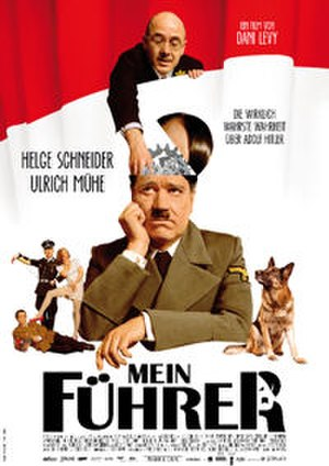 My Führer – The Really Truest Truth about Adolf Hitler - Film poster
