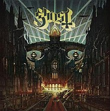Image result for ghost albums