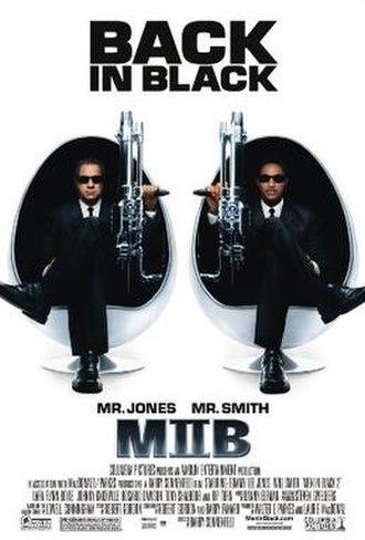 Men in Black II - Theatrical release poster