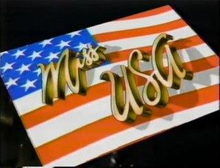 Miss USA 1986