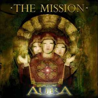 Aura (The Mission album) - Image: Mission aura