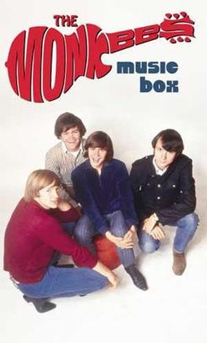 Music Box (The Monkees album) - Image: Monkeees Music Box