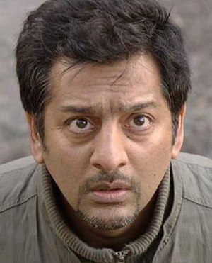Masood Ahmed - Masood, as he appeared in 2011.