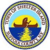 Official seal of Shelter Island, New York