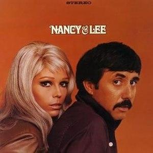 Nancy & Lee - Image: Nancy lee album cover