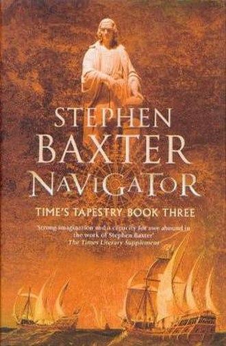 Navigator (Baxter novel) - First edition