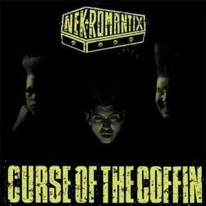 Curse of the Coffin - Image: Nekromantix Curse of the Coffin cover