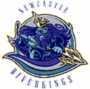 Newcastle Jesters - Newcastle Riverkings logo