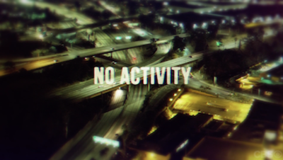 Picture of a TV show: No Activity