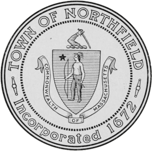 Northfield, Massachusetts - Image: Northfield MA Seal