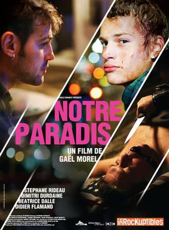 Notre Paradis - Theatrical release poster