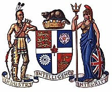 Coat Of Arms Of Toronto Wikipedia