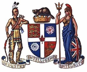 Old Toronto - Image: Old Coat of Arms