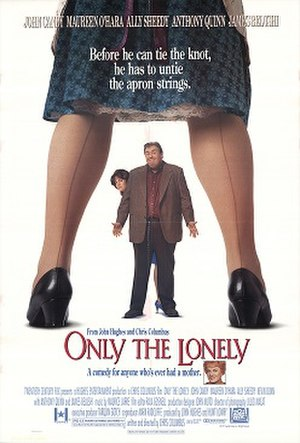 Only the Lonely (film) - Theatrical release poster