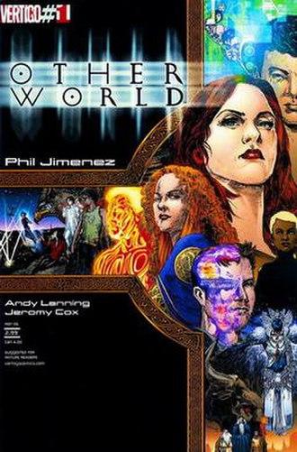 Otherworld (DC Comics) - Image: Otherworld 1 cover
