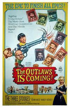 The Outlaws Is Coming - Film poster