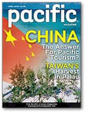 Pacific Magazine - Image: Pacific Magazine cover