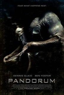 <i>Pandorum</i> 2009 British-German science fiction horror film directed by Christian Alvart