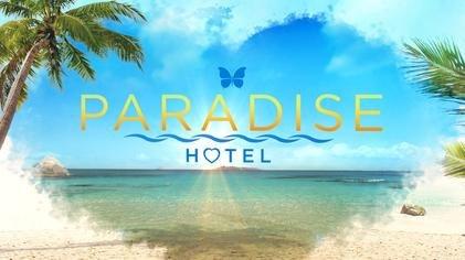 Paradise Hotel TV Series FOX Logo