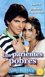 <i>Los Parientes Pobres</i> television series