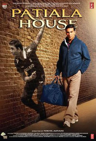 Patiala House (film) - Theatrical release poster