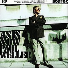 Paul Weller As Is Now EP.JPG