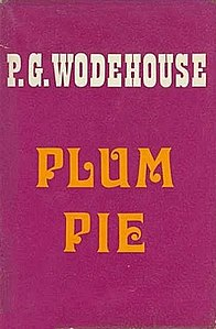 <i>Plum Pie</i> 1966 short story collection by P.G. Wodehouse