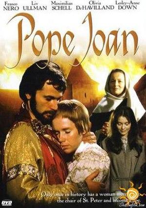 Pope Joan (1972 film) - Image: Pope Joan (1972 film)