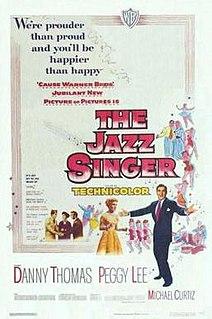 <i>The Jazz Singer</i> (1952 film) 1952 film
